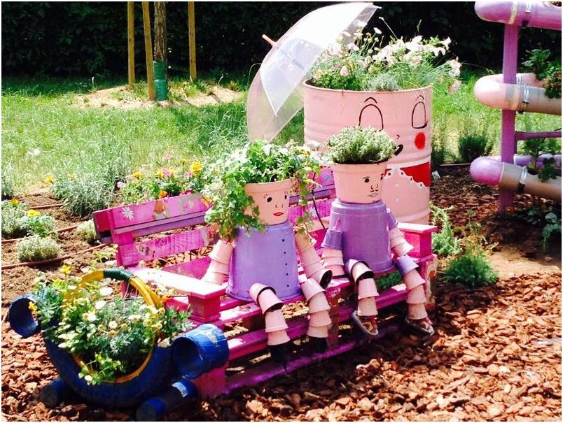 ... giardino realizzare un fiorito. Realizzare un giardino fai da te