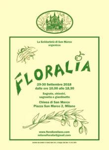 Locandina Floralia