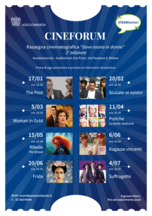 Cineforum 2019_steamiamoci