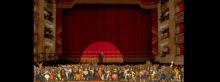 Teatro alla Scala con Anna Goel