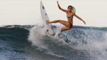 SURFING TO COPE Brianna Cope