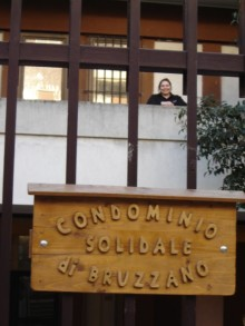 foto condominio solidale bruzzano