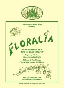 FLORALIA 30 edizione