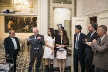 MILANO Fondazione Cariplo, Via Romagnosi 8 Premio 'Miglioriamo Milano' 2019 in memoria di Giovanni Cavazzoni, con Ferruccio De Bortoli, Pierfrancesco Majorino e altri